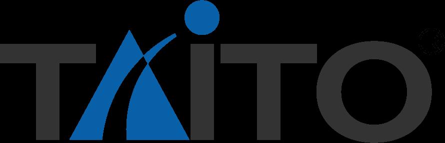 TAITO logo RGB(890×287)