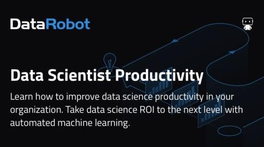 Data Scientist Productivity