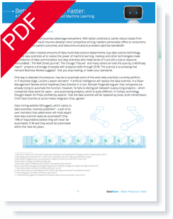 Datarobot leaflet