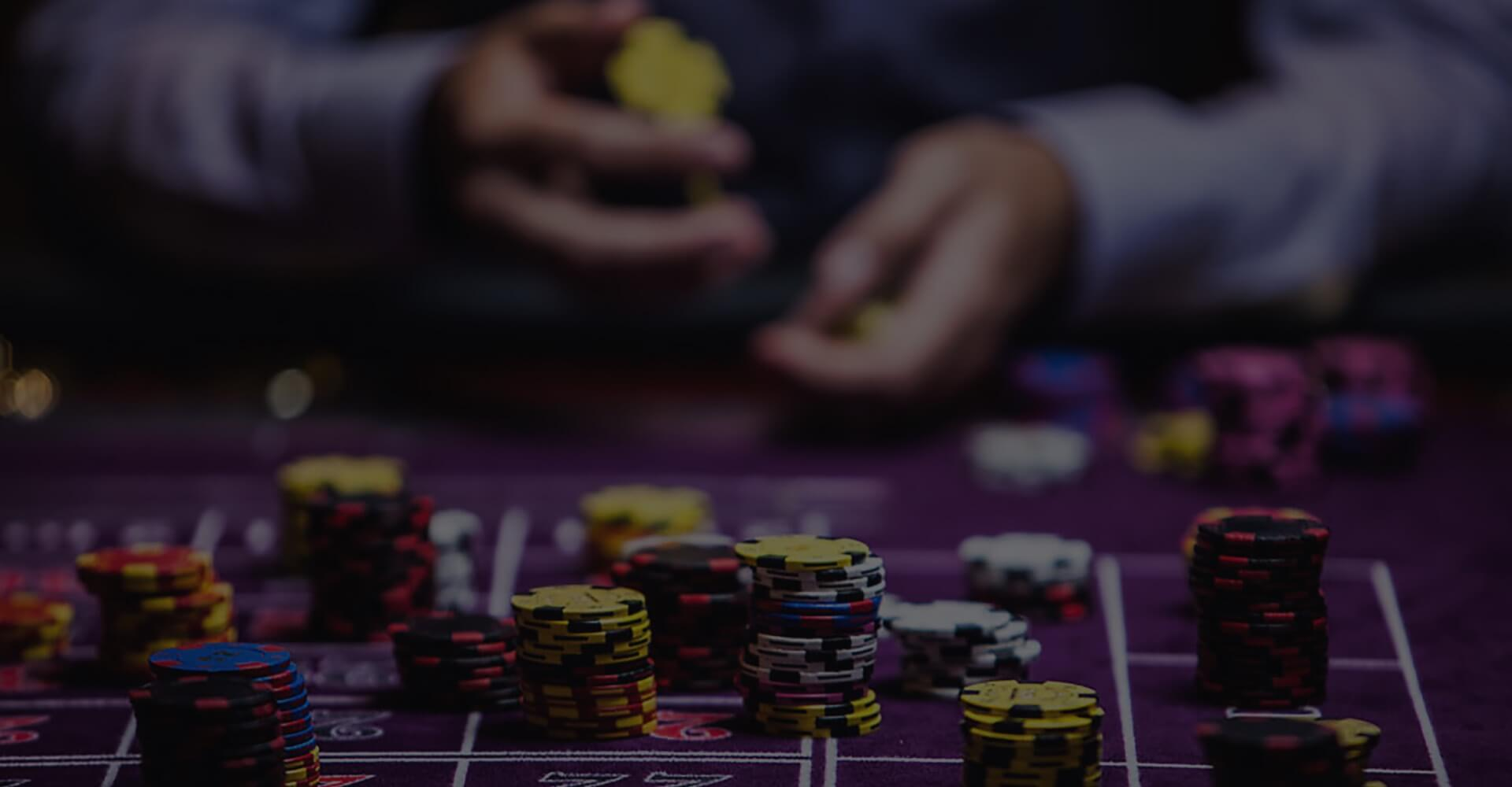 Casinos Gaming hero