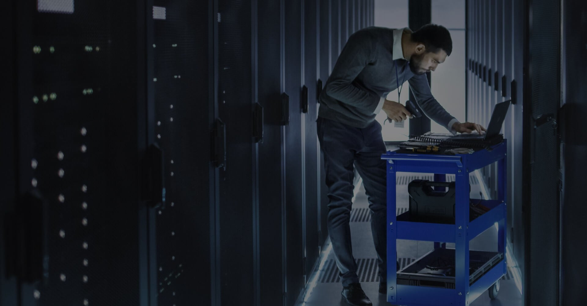 On Premise AI Cluster hero