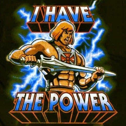 Image result for he man i've got the power