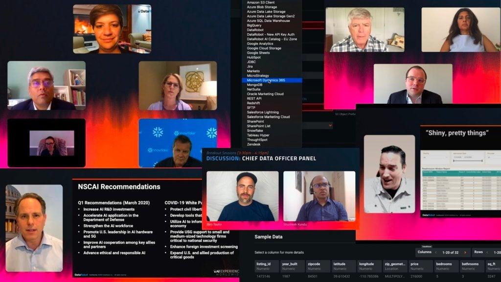 AI Experience Panels Snapshot