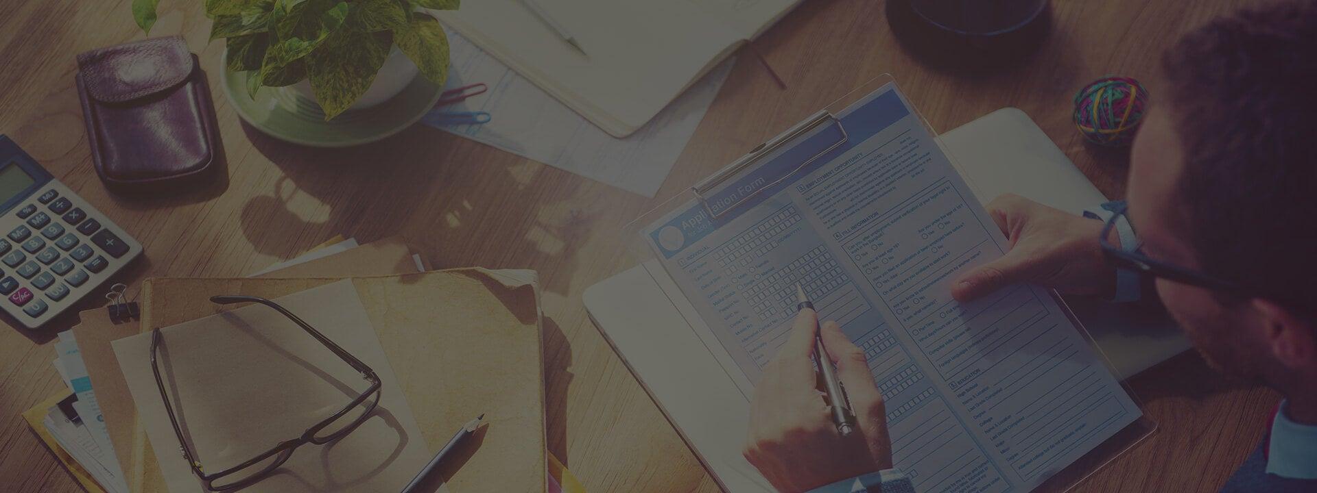 DataRobot Personal Loan Applications Demo Background