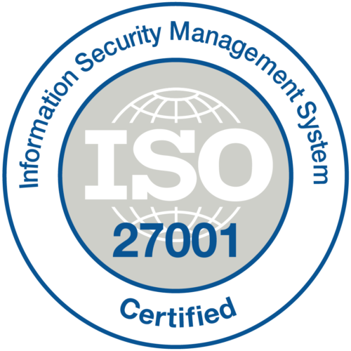 ISO 27001 ロゴ