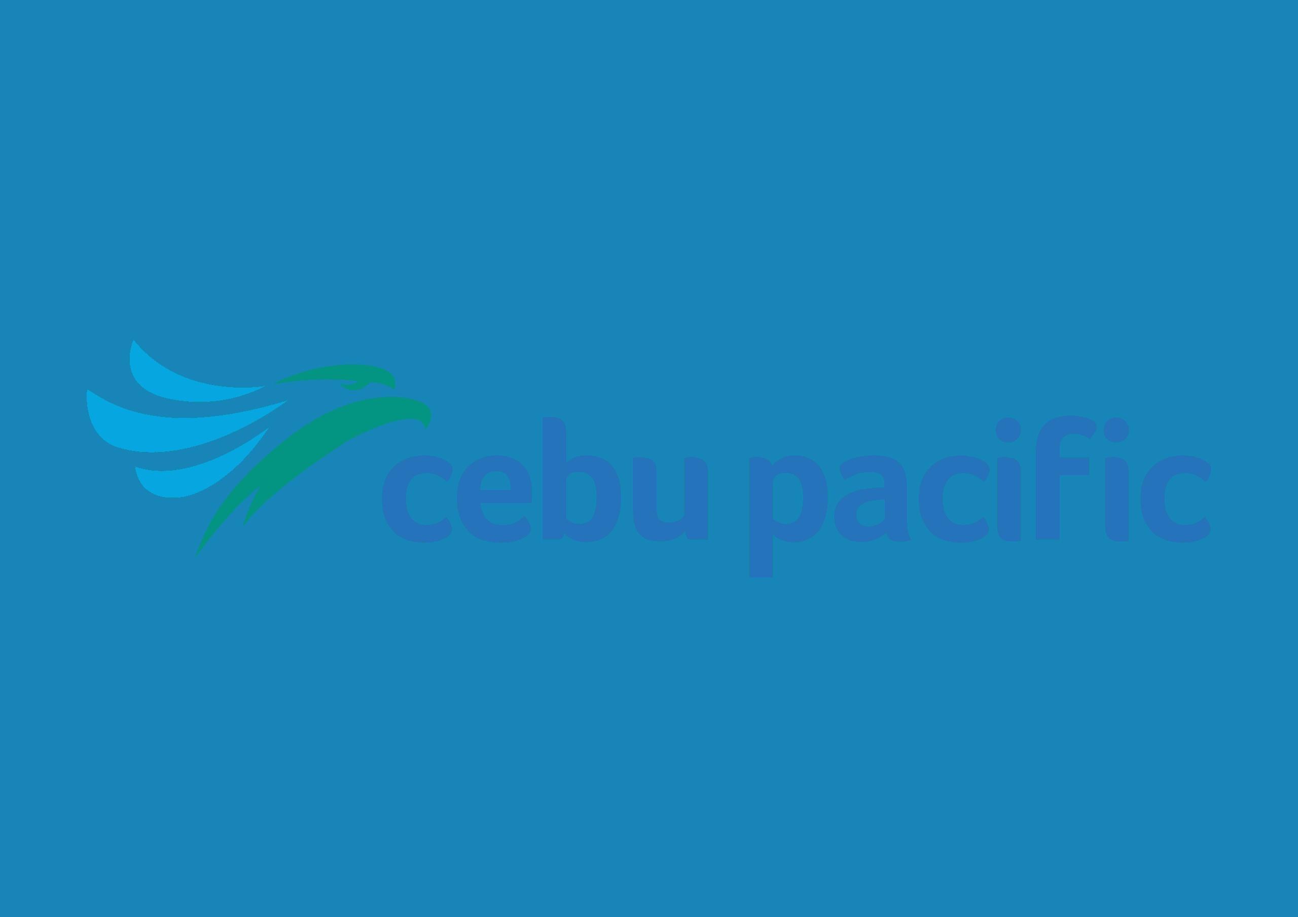 Cebu Pacific Air Color