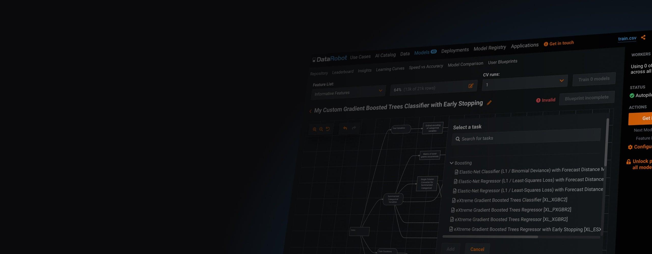 Composable ML hero banner