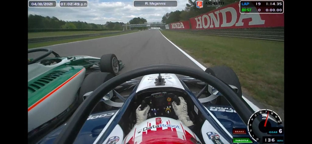 Robert Megennis's IndyCar - DataRobot