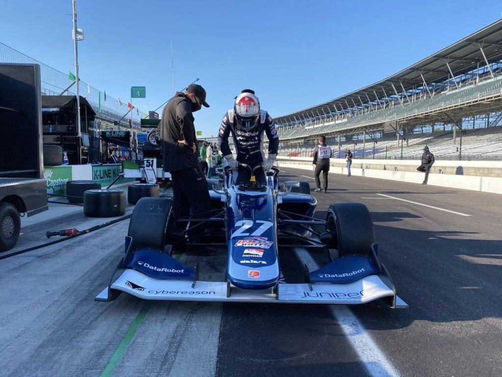 Andretti IndyCar Racing - DataRobot
