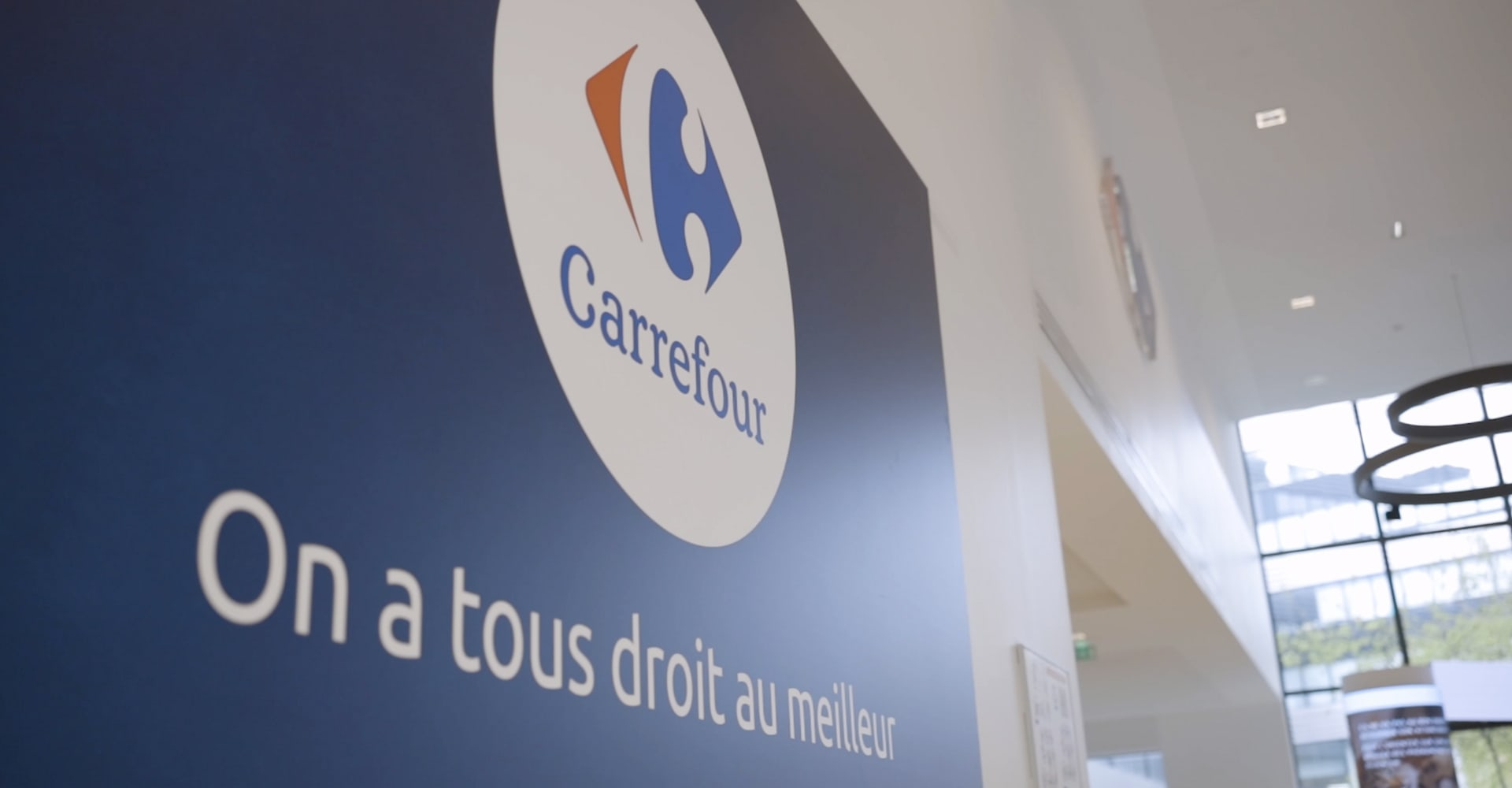 Machine Learning at Carrefour Powered by DataRobot hero banner